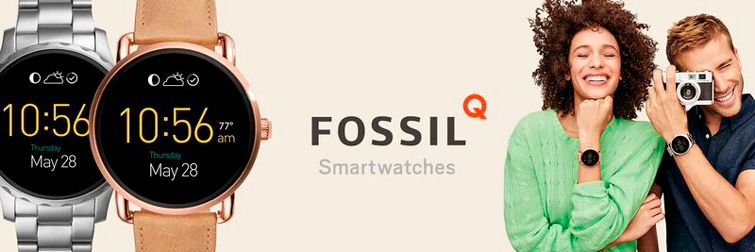 Smart Watches Fossil Q