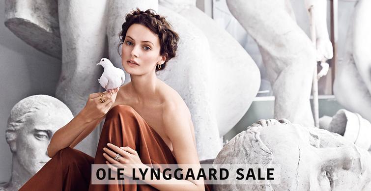 Ole Lynggaard Sale