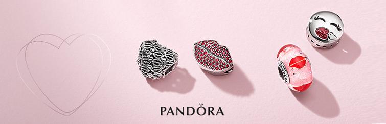 Pandora Smykker - Køb Flot Pandora Armbånd eller Lækre Øreringe