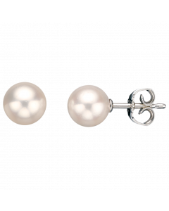 Scrouples Sterling Sølv Ørestikker med Perle 1072-Ø