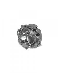 Aagaard Connections Rhodineret Sølv Smykkelås 1075,25