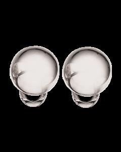 Sølv Øreclips fra Scrouples 144822