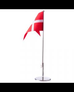 FLAGSTANG MED DÅBSMOTIVER TIL GRAVERING 40CM