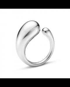 Georg Jensen Mercy Str. 54 Sterling Sølv Ring