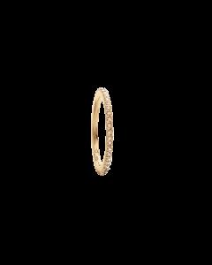 Ole Lynggaard Love Band 18 Karat Guld Ring med Brillanter 0,40 - 0,47 Carat TW/VS
