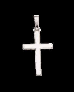 Scrouples Kors Vedhæng i Sterling Sølv 226722