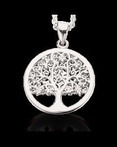 Scrouples Livets Træ Sølv Vedhæng 228422RH