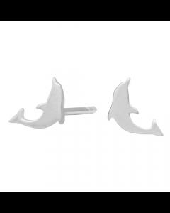 Delfin Sterling Sølv Børneørestikker fra Nordahl Andersen