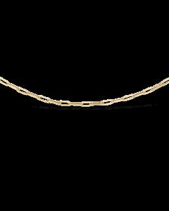 Scrouples Long Link Halskæde i 8 Karat Guld 33593,45