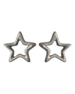 Stjerne Rhodineret Sølv Ørestikker fra Nordahl Andersen