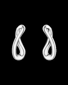 Georg Jensen Infinity øreringe - sølv