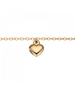 Hjerte Sterling Sølv Armbånd fra Scrouples 37542,18
