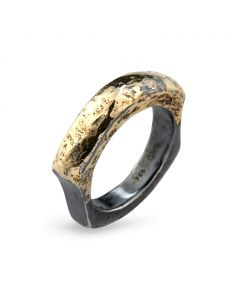 Manhatten Sol Sterling Sølv Ring fra By Birdie 50110179