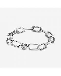 Kæde Sterling Sølv Armbånd fra Pandora 598373-2