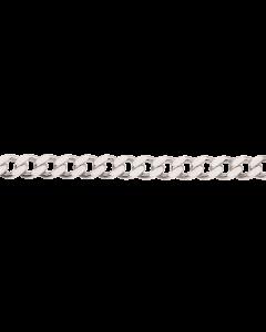 Scrouples Panser Rhodineret Sølv Armbånd 611192