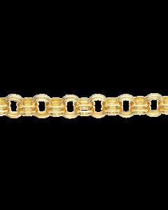 Chunky Forgyldt Sølv Armbånd fra Scrouples 611262