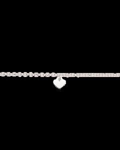 Scrouples Hjerte Sterling Sølv Børnearmbånd 672012
