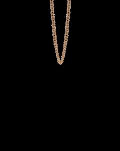 Forgyldt Sølv Halskæde fra Christina Watches 680-SG55