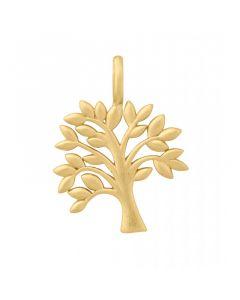 byBiehl Tree Of Life Forgyldt Sølv Vedhæng 7-2501-GP
