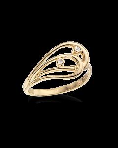 Scrouples 8 Karat Guld Ring 711543