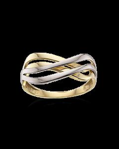 8 Karat Guld Ring fra Scrouples 712114