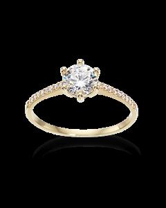 Scrouples 8 Karat Guld Ring 712143