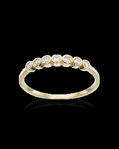 8 Karat Guld Ring fra Scrouples 712163
