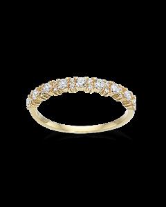 8 Karat Guld Ring fra Scrouples 712173