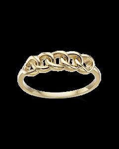 Scrouples 8 Karat Guld Ring 712243