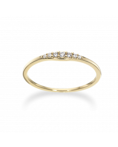 Scrouples 8 Karat Guld Ring 712273