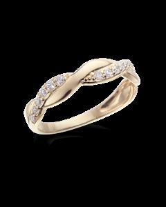 8 Karat Guld Ring fra Scrouples 712323