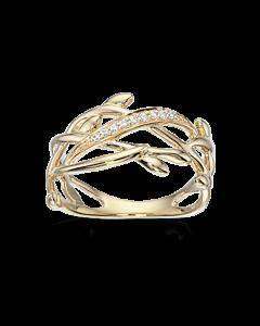 8 Karat Guld Ring fra Scrouples 712343