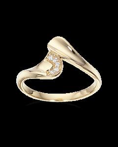 Scrouples 8 Karat Guld Ring 712353