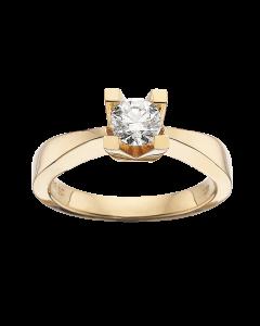 Kleopatra Ring 0,50 ct. i 14 Karat Guld fra Scrouples