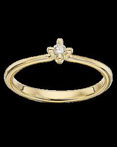 Primo Amore 9 Karat Guld Ring fra Scrouples 7423,05