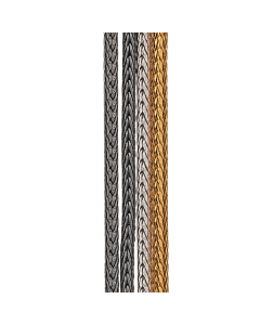 Nordahl Andersen Shape Forgyldt Sølv Halskæde 812006-45