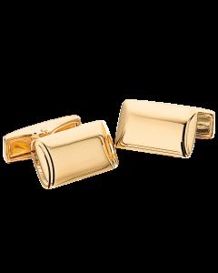 8 Karat Guld Manchetknapper fra Scrouples 820043