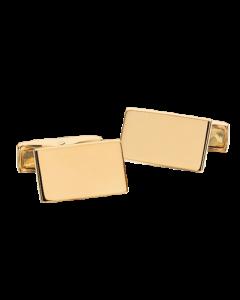 8 Karat Guld Manchetknapper fra Scrouples 820053