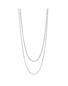 Nordahl Andersen Figaro52 Sterling Sølv Halskæde
