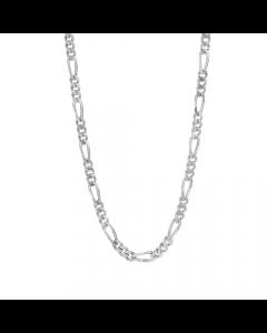 Nordahl Andersen Figaro Halskæde i Sterling Sølv
