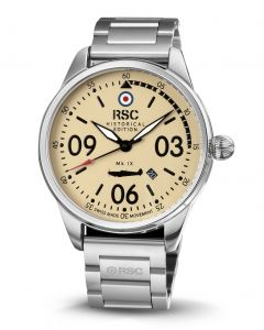 Flot Spitfire Mk IX herreur fra RSC Watches - RSC860