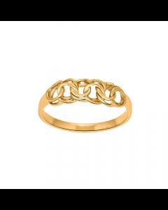 Siersbøl Bismarck 8 Karat Guld Ring fra Nordahl Andersen