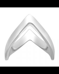 Siersbøl Bispe Sterling Sølv Ring fra Nordahl Andersen