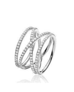 Izabel Camille Promise Sterling Sølv Ring A4085SWS