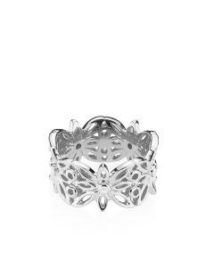 Blossom Sterling Sølv Ring fra Izabel Camille A4135SWS