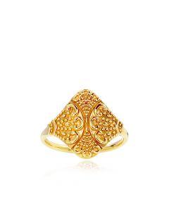 Bohemian Forgyldt Sølv Ring fra Izabel Camille A4155GS-H