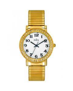 Flot Ladies Golden dameur fra Inex - A69410-1D0A