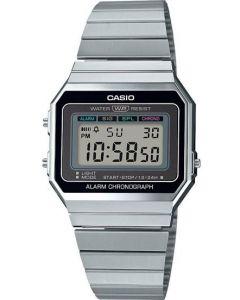 A7000WE-1AEF fra Casio - Lækkert Classic
