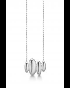 Sterling Sølv Halskæde fra Aagaard