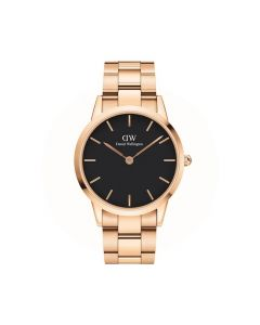 Daniel Wellington Unisexur 40MM Iconic Link ADW00100344
